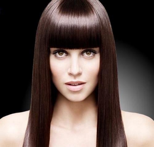 Bí quyết giúp tóc thẳng tự nhiên đón Giáng sinh